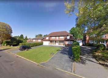 Thumbnail 4 bed detached house for sale in Mymms Drive, Brookmans Park, Hertfordshire