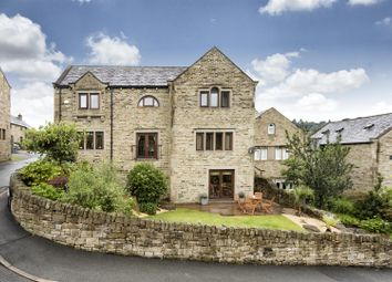 Thumbnail 4 bed detached house for sale in Tythe Barn, Wrigley Court, Netherton, Huddersfield
