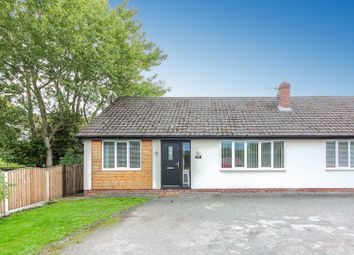Thumbnail 4 bed bungalow for sale in Warrington Road, Glazebury