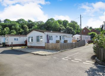 Thumbnail 2 bed mobile/park home for sale in Littleworth Park, Littleworth, Oxford