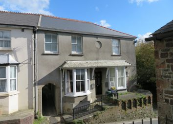 Thumbnail 4 bed property for sale in Flat 1 & Flat 2, 18 Chapel Street, Holsworthy