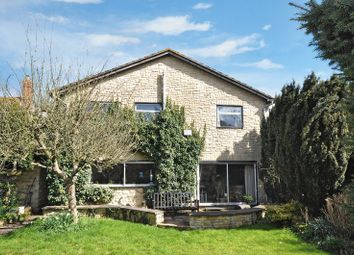 Thumbnail 5 bed detached house for sale in Church Street, Marcham, Abingdon