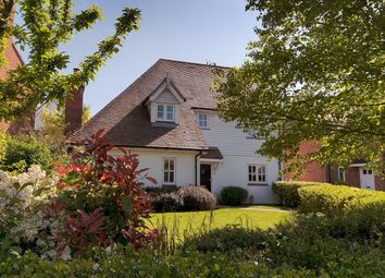 Thumbnail 3 bed detached house for sale in Hawkridge Grove, Kings Hill