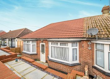 Thumbnail 2 bed bungalow for sale in Beaconsfield Road, Chatham
