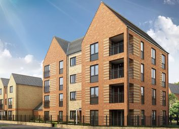 "Thumbnail 2 bedroom flat for sale in ""Amble"" at Station Road, Longstanton, Cambridge"