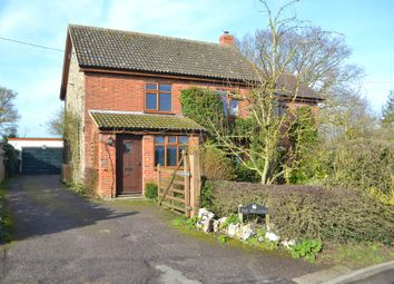 Thumbnail 4 bed detached house for sale in The Street, Metfield, Harleston
