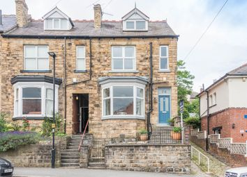 Thumbnail 4 bed end terrace house for sale in Louth Road, Sheffield