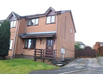 Thumbnail 3 bed semi-detached house to rent in Old Bridewell, Melton Mowbray