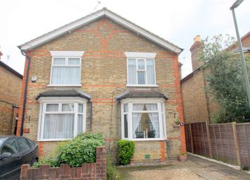 Thumbnail 3 bed semi-detached house for sale in Claremont Road, Staines-Upon-Thames, Surrey