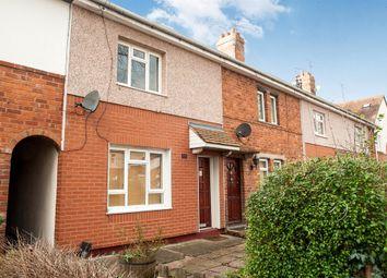 Thumbnail 2 bed terraced house for sale in Wathen Road, Warwick