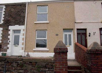 Thumbnail 2 bed terraced house to rent in Dinas Street, Plasmarl, Swansea, Abertawe