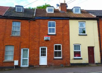 Thumbnail 2 bedroom terraced house to rent in Belmont Road, Tiverton