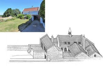Thumbnail 4 bed detached house for sale in Bush Place, Langport