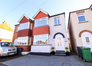 Thumbnail 3 bed semi-detached house for sale in Bexhill Road, St. Leonards-On-Sea, East Sussex