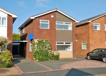4 bed detached house for sale in Frankby Close, Wirral CH49