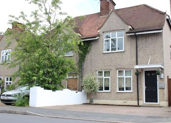 Thumbnail 3 bed semi-detached house for sale in Caillard Road, Byfleet, West Byfleet
