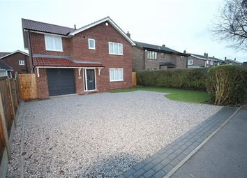 Thumbnail 4 bed detached house to rent in Westcroft Lane, Hambleton, Selby