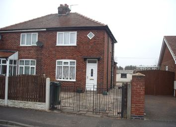 Thumbnail 2 bed semi-detached house to rent in Trevor Road, Burscough, Lancashire