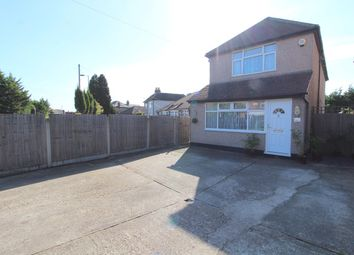 Thumbnail 3 bed detached house for sale in Chertsey Road, Ashford/Sunbury Borders