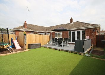 Thumbnail 3 bed semi-detached bungalow for sale in Cedar Crescent, North Baddesley, Southampton