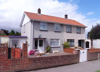 Thumbnail 2 bed semi-detached house for sale in St Gregorys Close, Deal