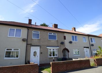 Thumbnail 3 bed terraced house to rent in Frenchmans Way, South Shields