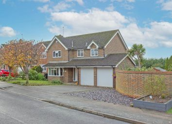 4 bed detached house for sale in Ragstone Court, Ditton, Aylesford, Kent ME20