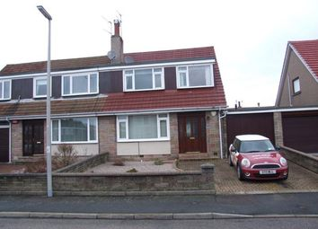 Thumbnail 3 bed semi-detached house to rent in Hopetoun Drive, Bucksburn, Aberdeen