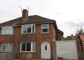 Thumbnail 4 bed semi-detached house to rent in Grosvenor Road, Leamington Spa
