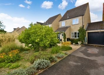 Thumbnail 3 bed link-detached house for sale in Swansfield, Lechlade