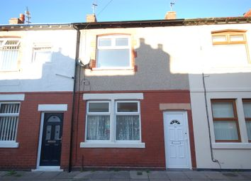 Thumbnail 2 bed terraced house for sale in Crossland Road, Blackpool