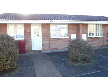Thumbnail 2 bed bungalow to rent in Ancaster Court, Scunthorpe