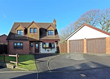 Thumbnail 4 bed detached house for sale in Erw Fach, Meadow Farm, Llantwit Fardre, Pontypridd