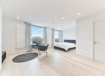 Corsair House, Royal Wharf, London E16. Studio for sale