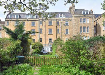 Thumbnail 2 bed flat for sale in Kensington Place, Bath