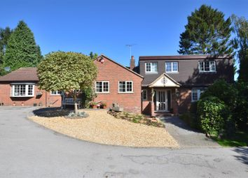 6 bed detached house for sale in The Willows, Kings Croft, Allestree, Derby DE22