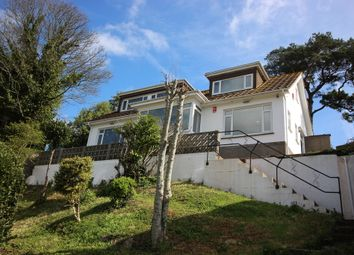 Thumbnail 5 bed detached bungalow for sale in Ash Hill Road, Torquay