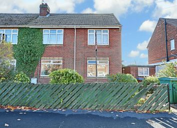 Thumbnail 2 bed flat for sale in Highfield Crescent, Bilton, Hull