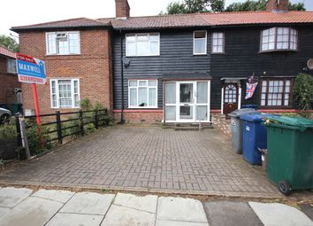 Thumbnail 3 bedroom terraced house for sale in Fortescue Road, Burnt Oak