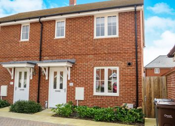 Thumbnail 3 bedroom semi-detached house for sale in Cutforth Way, Romsey