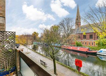 Thumbnail 3 bed flat for sale in Barnwood Close, London