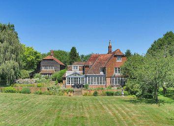 Thumbnail 5 bed detached house for sale in Cranbrook Road, Goudhurst, Kent