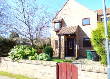 Thumbnail 1 bed semi-detached house to rent in Summerfield Drive, Byram, West Yorkshire
