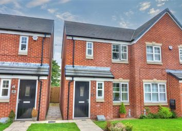 Thumbnail 2 bed semi-detached house for sale in Mayflower Gardens, Rochdale