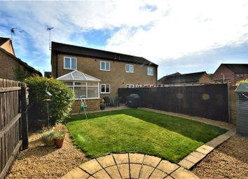 Thumbnail 3 bed semi-detached house for sale in Bluebell Road, Stamford