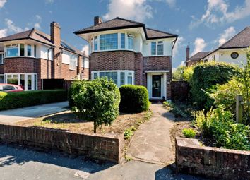 Thumbnail 3 bed detached house for sale in Ennismore Gardens, Thames Ditton
