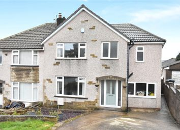 4 bed semi-detached house for sale in Spring Avenue, Keighley, West Yorkshire BD21
