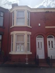 Thumbnail 4 bed terraced house to rent in Guelph Street, Kensington Fields, Liverpool