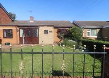 Thumbnail 2 bed detached bungalow for sale in Potts Lane, Crowle, Scunthorpe