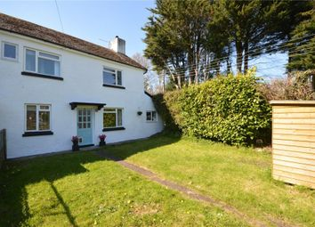 Thumbnail 2 bed end terrace house for sale in Wood Cottages, Cummings Cross, Liverton, Newton Abbot